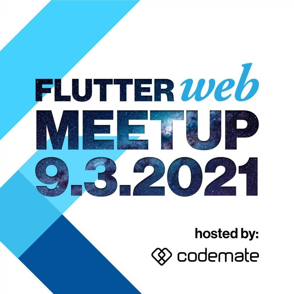 Flutter Web Meetup